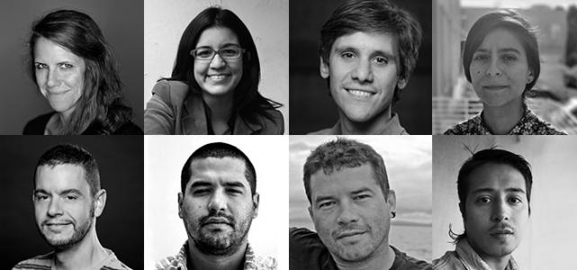 Almudena Toral, Maye Primera, Mauricio Rodriguez, Andrea Patiño, Juanje Gomez, Oscar Martinez, Carlos Martinez, Fred Ramos